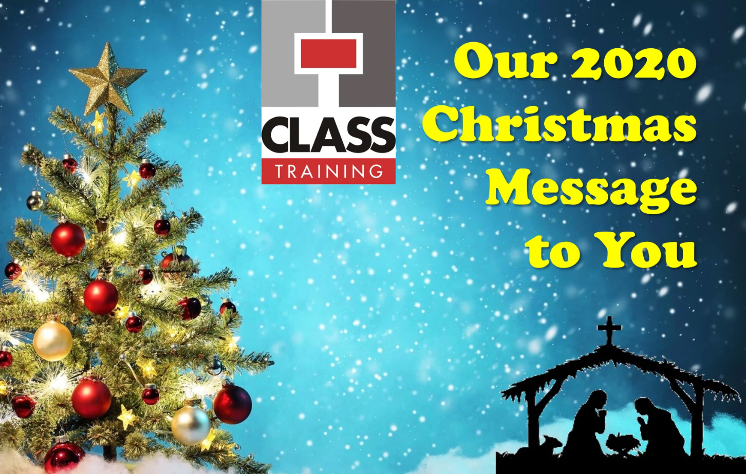 2020 christmas message